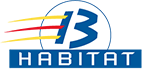 logo 13habitat